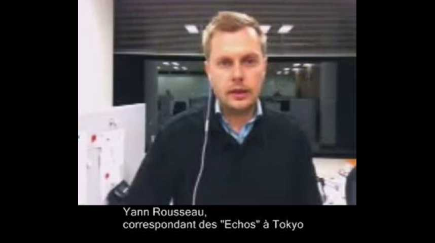 Illustration pour la vidéo Japon : le point sur le contexte économique après le séisme et le tsunami