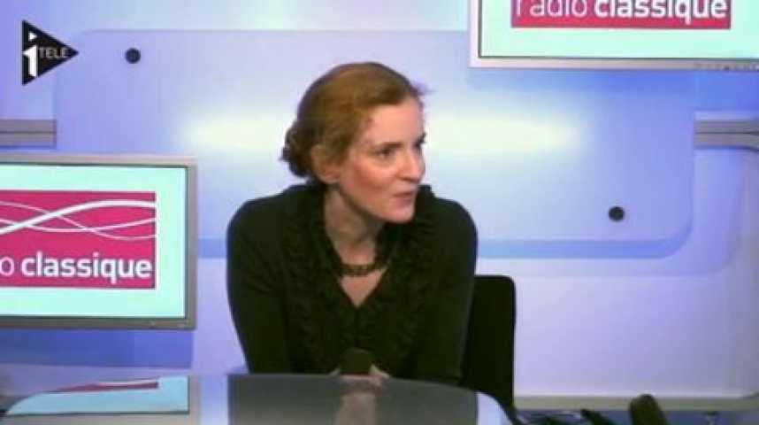 Illustration pour la vidéo Nathalie Kosciusko Morizet était l'invitée de Guillaume Durand et Michael Darmon