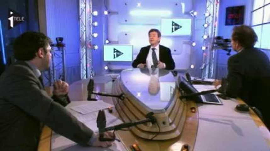 Illustration pour la vidéo Jean-Luc Mélenchon était l'invité de Guillaume Durand et Michael Darmon