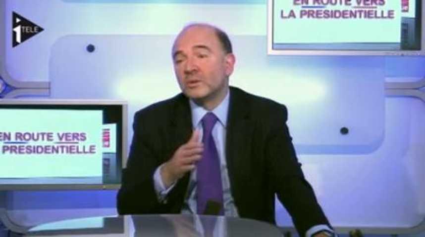Illustration pour la vidéo Pierre Moscovici était l'invité de Guillaume Durand et Michael Darmon