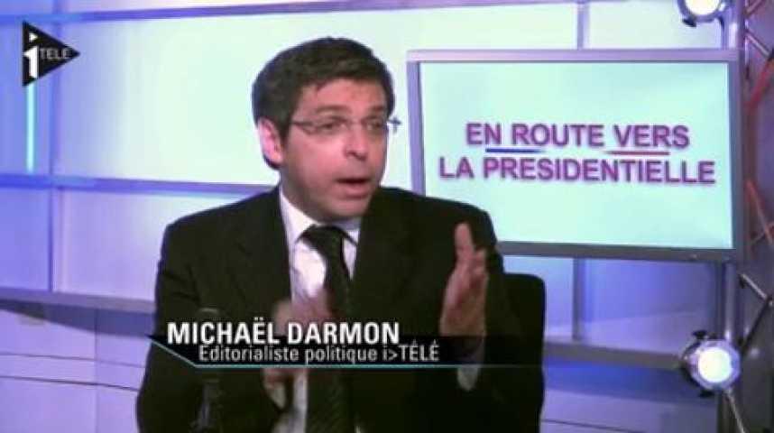 Illustration pour la vidéo Dominique de Villepin était l'invité de Guillaume Durand et Michael Darmon