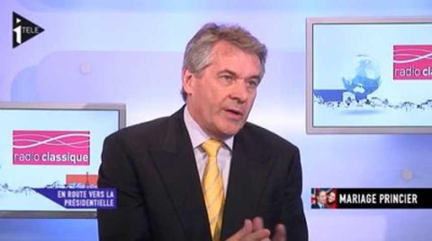 Illustration pour la vidéo Sir Peter Westmacott était l'invité de Guillaume Durand