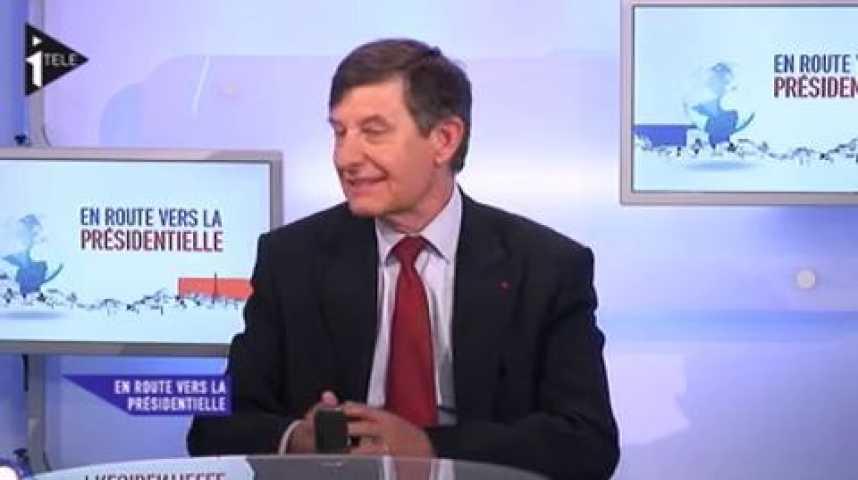 Illustration pour la vidéo Jean-Pierre Jouyet était l'invité de Guillaume Tabard et Michael Darmon