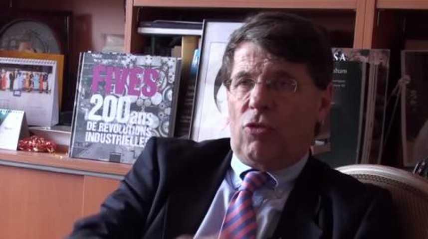 """Illustration pour la vidéo Philippe Chalmin (CyclOpe) : """"Nous restons au coeur d'un choc sur les marchés de matières premières"""""""