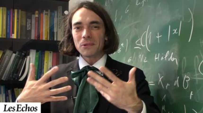 """Illustration pour la vidéo C. Villani : """"Les mathématiques sont aussi des sciences humaines"""""""
