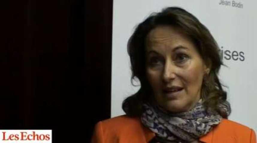 """Illustration pour la vidéo Ségolène Royal: """"La France doit être un pays d'entrepreneurs"""""""