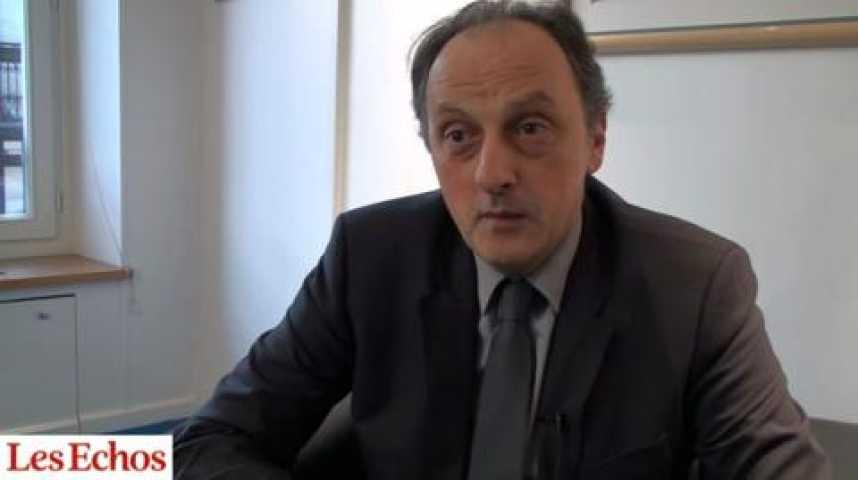 Illustration pour la vidéo Cote de confiance : le couple Hollande-Ayrault au coude à coude dans la chute