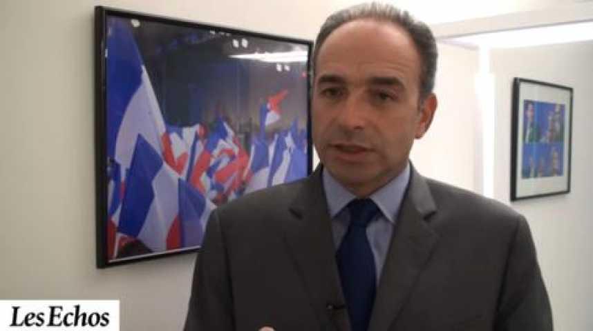 """Illustration pour la vidéo Jean-François Copé : """"priorité à la compétitivité"""""""