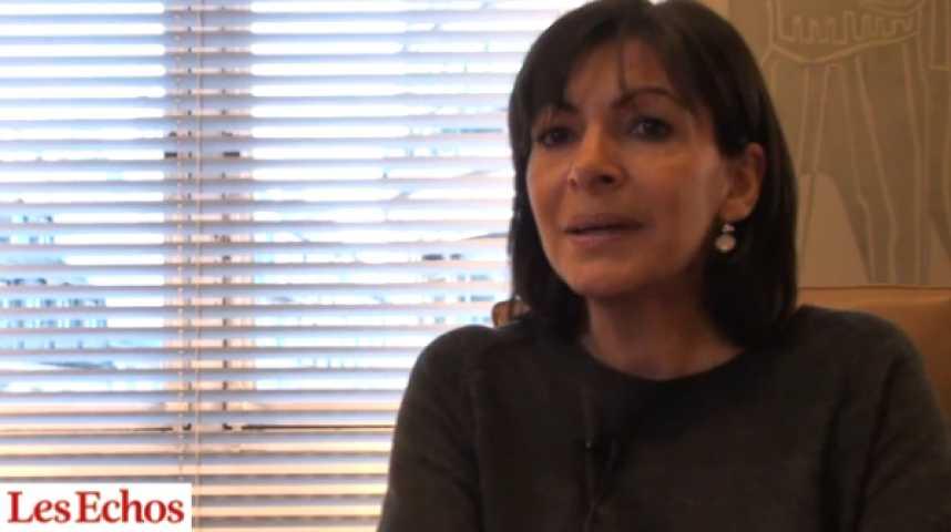 """Illustration pour la vidéo Anne Hidalgo : """"Paris est devant Londres sur la création de start-up"""""""