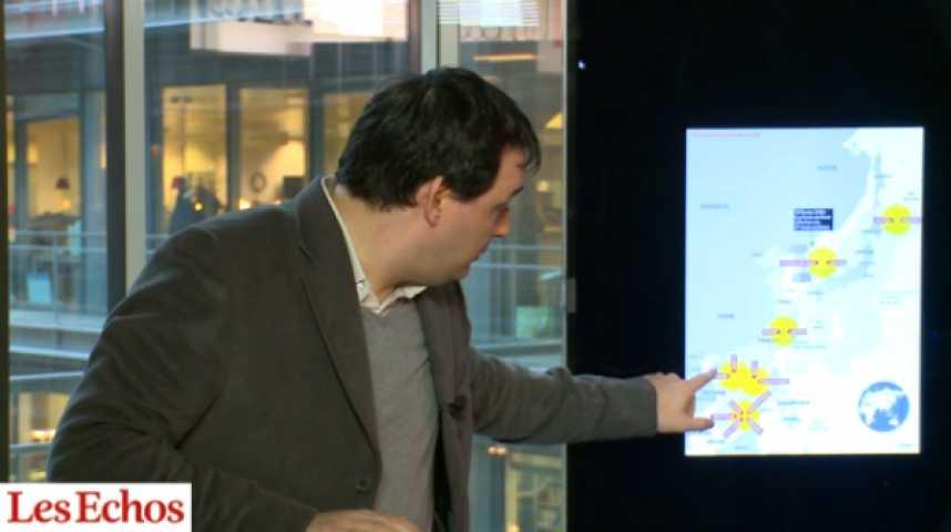 Illustration pour la vidéo Senkaku-Diaoyu : les risques qu'entraîne le conflit par Sébastien Colin