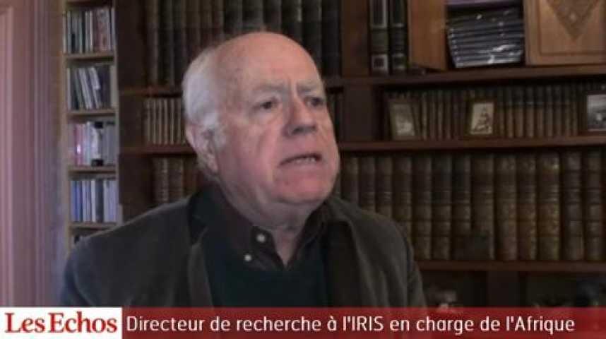 """Illustration pour la vidéo Philippe Hugon : """"L'intervention au Mali, un effet coup de pied dans la fourmilière des terroristes"""""""