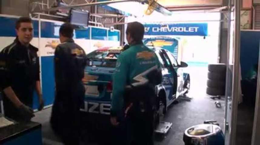 Illustration pour la vidéo WTCC, un championnat payant pour Chevrolet