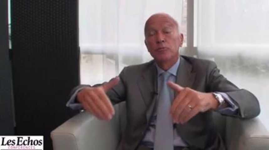 Illustration pour la vidéo Assises du marketing 2011 : Thierry Saussez, Conseil en communication