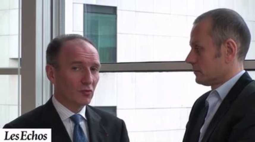 Illustration pour la vidéo Interview Olivier Buquen, délégué interministériel à l'Intelligence économique