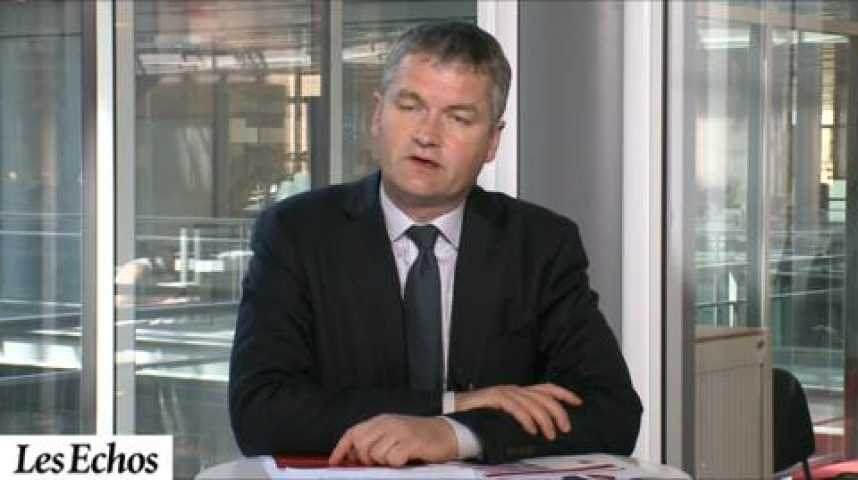 Illustration pour la vidéo Jérôme Sainte-Marie : la cote de confiance du chef de l'Etat et du Premier ministre se redresse