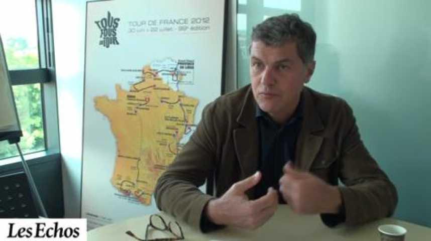 Illustration pour la vidéo Laurent Lachaux : pourquoi les marques roulent avec la caravane du Tour de France