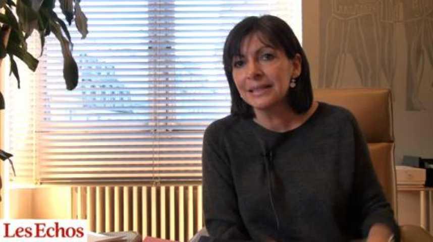 """Illustration pour la vidéo Anne Hidalgo : """"Le Grand Paris s'inscrit dans le temps des métropoles"""""""