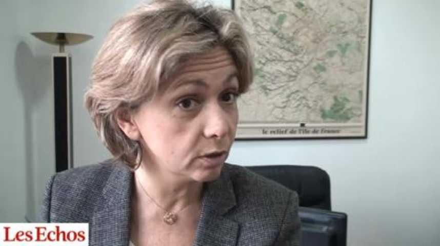 """Illustration pour la vidéo Valérie Pécresse : """"Sans réduction du nombre de fonctionnaires, on ne réduira pas les dépenses de l'Etat"""""""