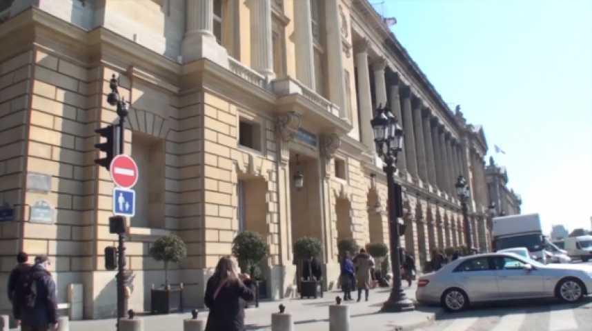Illustration pour la vidéo Hôtel de Crillon : une indispensable rénovation