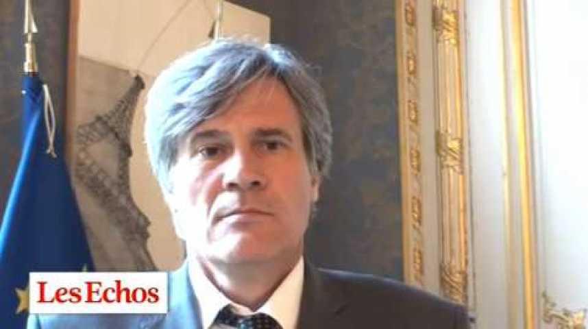 """Illustration pour la vidéo S. Le Foll : """"Les ministres n'ont pas fait de la politique pour accumuler du patrimoine"""""""