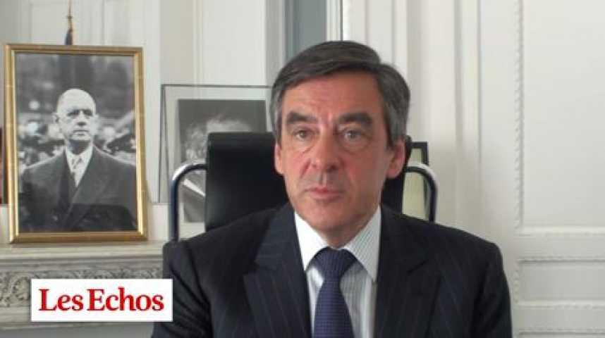 Illustration pour la vidéo Les mesures de Fillon pour redresser l'économie Française