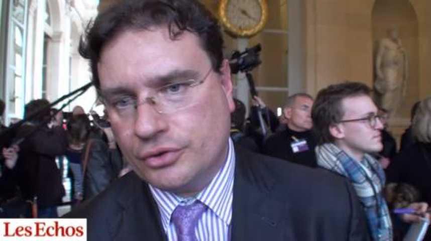 Illustration pour la vidéo Affaire Cahuzac : réaction de Philippe Gosselin, député UMP