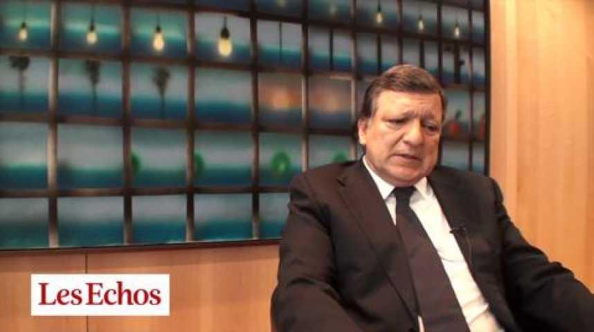 """Illustration pour la vidéo J.M Barroso : """"J'ai besoin des européens quand il fait mauvais"""""""
