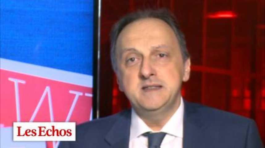 """Illustration pour la vidéo Bernard Sananès (CSA) : """"La cote de popularité de François Hollande est en hausse"""""""