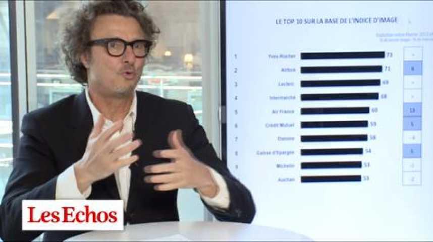 Illustration pour la vidéo Image des entreprises : Le made in France marque des points
