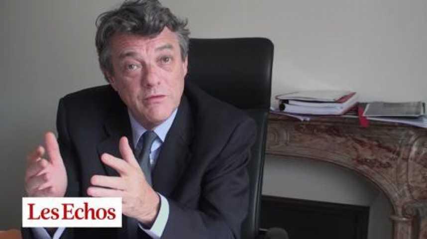 """Illustration pour la vidéo Jean-Louis Borloo : """"François Hollande a rendez-vous avec la nation le 9 septembre 2013"""""""