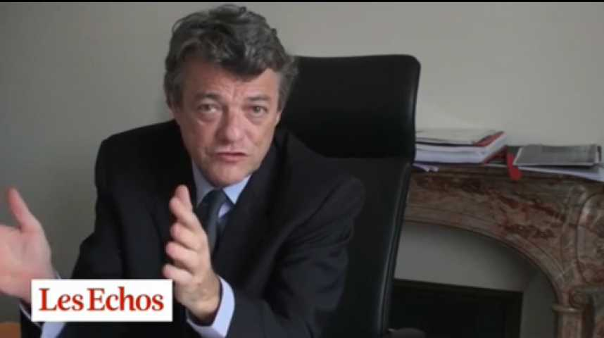 """Illustration pour la vidéo Jean-Louis Borloo : """"Il faut rénover le paritarisme français"""""""