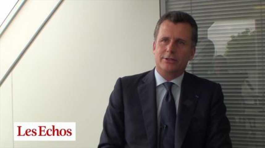 Illustration pour la vidéo Philipp Hildebrand : « Créer une assurance chômage commune en Europe »