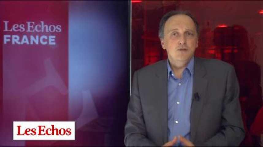 """Illustration pour la vidéo Bernard Sananès (CSA) : """"Il y a une perte de crédibilité de la parole présidentielle"""""""