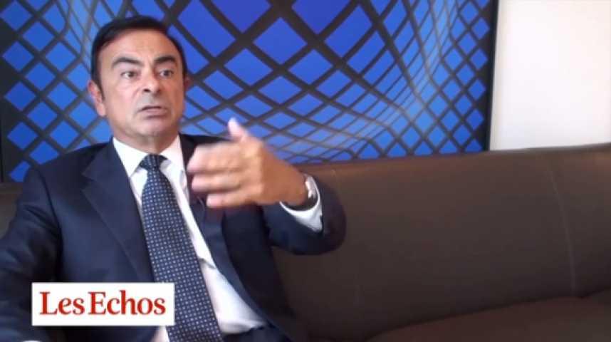 """Illustration pour la vidéo Carlos Ghosn : """"Nous ne sommes pas au bout du potentiel de synergies dans l'alliance Renault-Nissan"""""""
