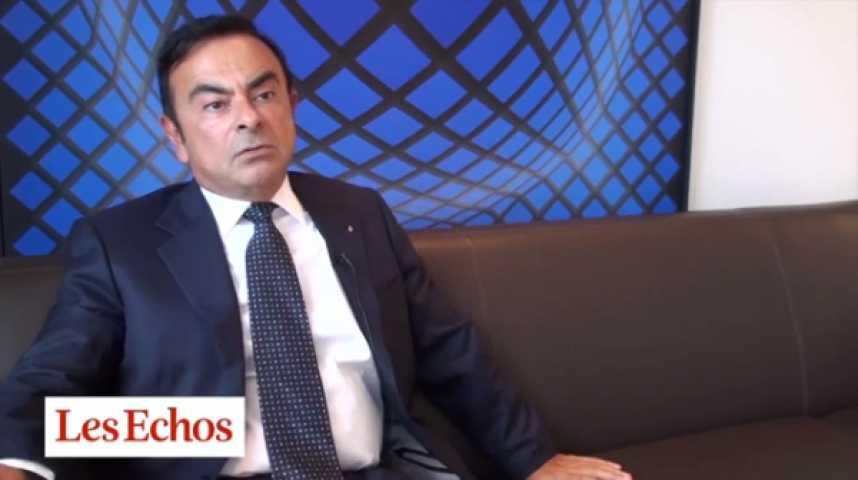 """Illustration pour la vidéo Carlos Ghosn : """"Avec Carlos Tavares nous avons convenu d'une séparation à l'amiable"""""""