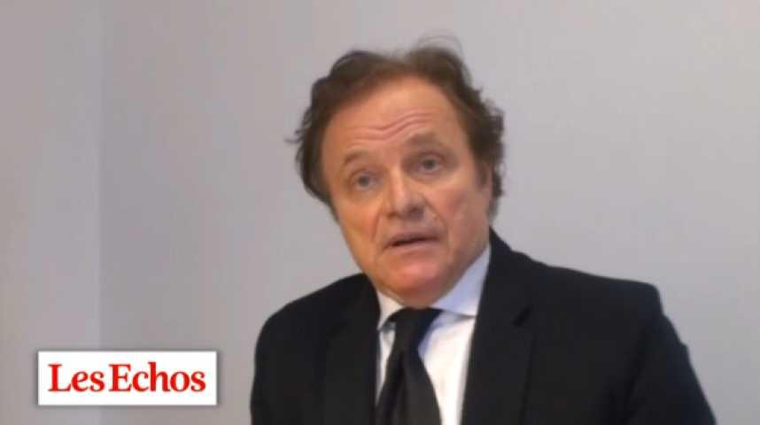 """Illustration pour la vidéo G. Durand : """"Séguin a été ému par l'état de Mitterrand, il a été respectueux"""""""
