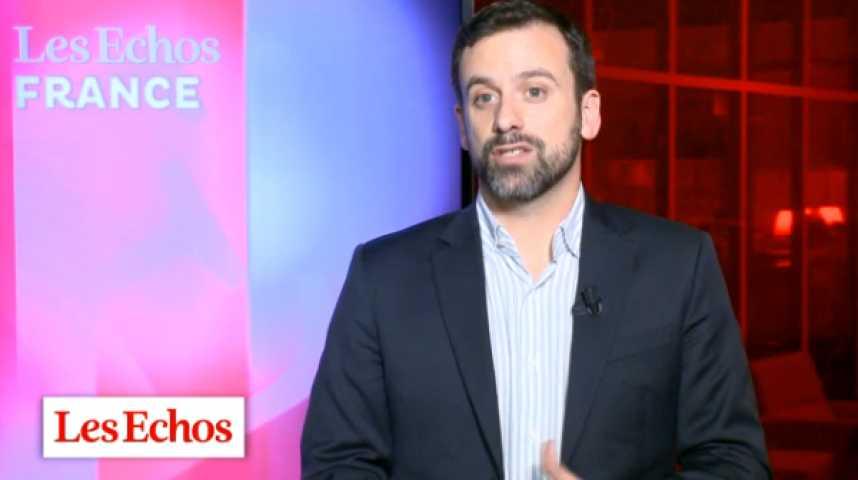 Illustration pour la vidéo Popularité : M. Valls et N. Sarkozy en hausse, M. Le Pen en baisse