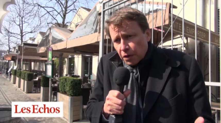 """Illustration pour la vidéo Denis Payre : """"Les Français font confiance à 84% aux patrons de PME"""""""