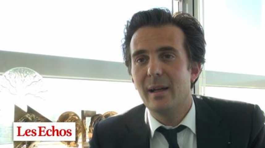 """Illustration pour la vidéo Yannick Bolloré (Havas) : """"Havas peut désormais envisager des acquisitions"""""""