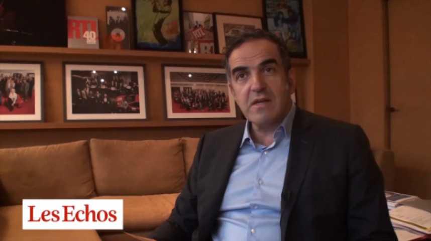 Illustration pour la vidéo Christopher Baldelli (RTL) : «10.000 euros les 30 secondes de pub : nous sommes plus compétitifs que la télé »