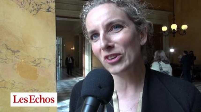 """Illustration pour la vidéo Delphine Batho : """"L'écologie est placée en haut du discours de Manuel Valls"""""""