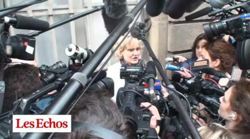 """Illustration pour la vidéo Nadine Morano : """"Je suis très triste pour ma famille politique"""""""