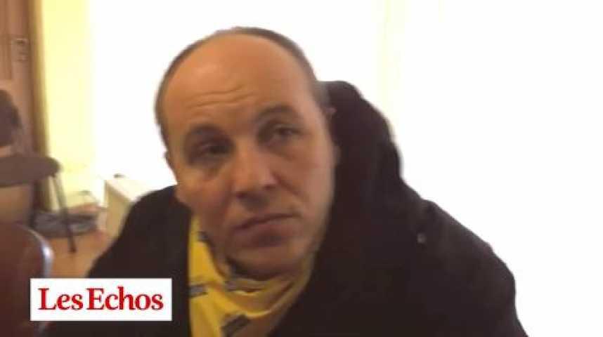 """Illustration pour la vidéo Andreï Parubyi : """"Sur ordre, les manifestants avanceront, ou reculeront"""""""