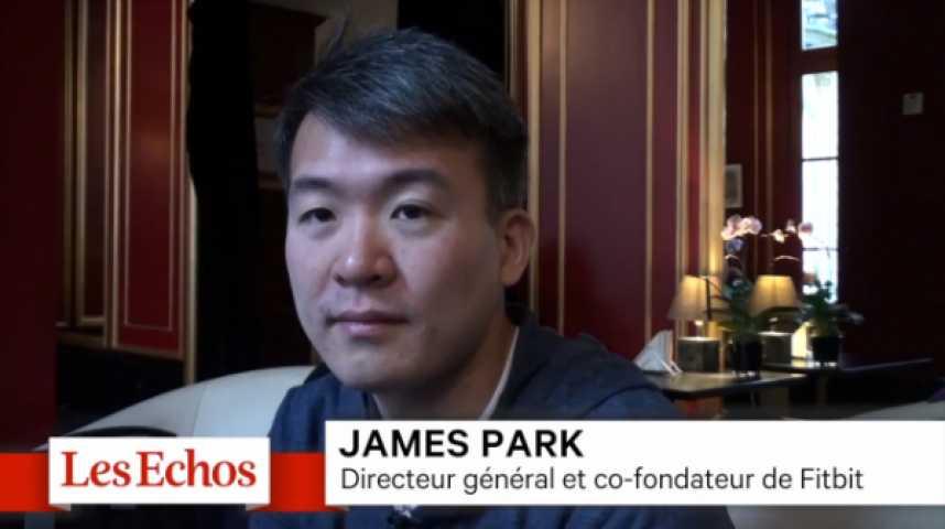 """Illustration pour la vidéo James Park (Fitbit) : """"L'enjeu des capteurs est d'avoir les bons algorythmes pour les analyser"""""""