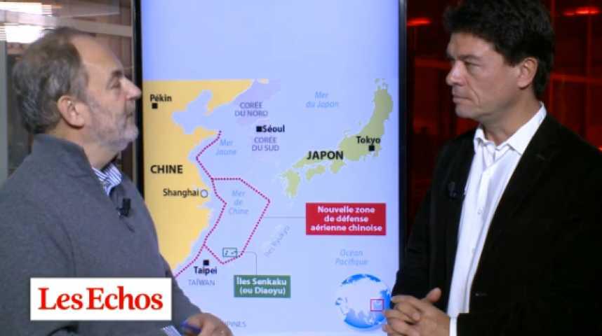 """Illustration pour la vidéo """"Les esprits entre la Chine et le Japon sont très échauffés"""""""