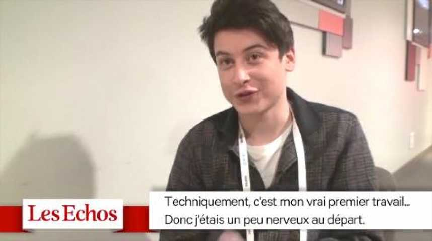 "Nick D'Aloisio (Summly) : ""Yahoo ? C'est comme une grande start-up !"""
