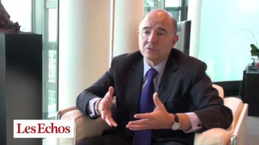 """Illustration pour la vidéo Pierre Moscovici : """"Nous allons recapitaliser l'Agence française de développement"""""""