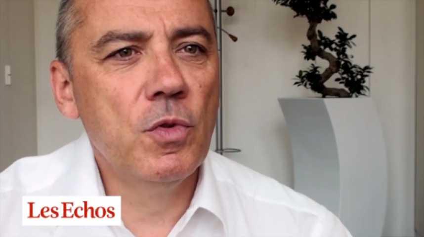 """Illustration pour la vidéo Stéphane Richard : """"Nous voulons tripler le chiffre d'affaires de Dailymotion"""""""