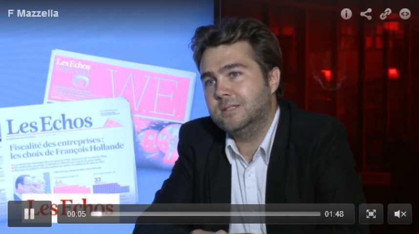 Illustration pour la vidéo F. Mazzella: le covoiturage connait un essor fulgurant