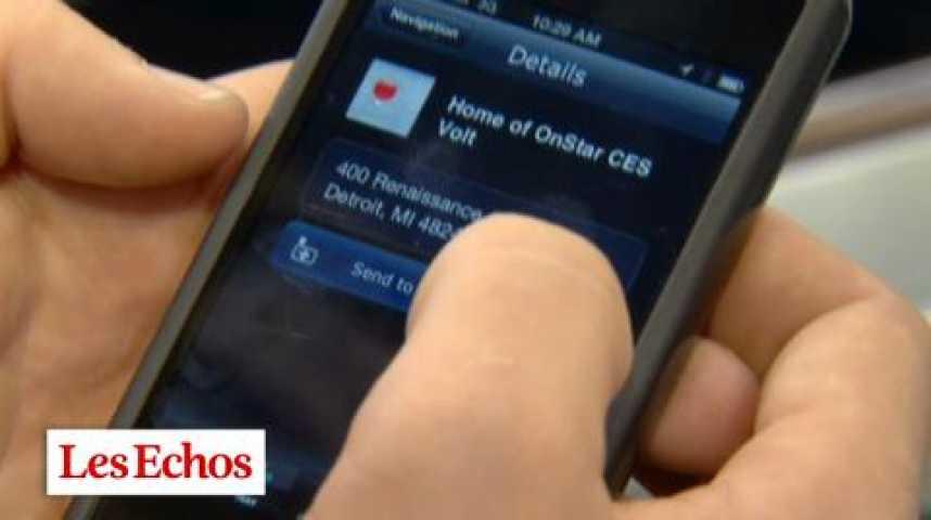 """Illustration pour la vidéo """"Les voyageurs utilisent de plus en plus Internet pendant leurs séjours"""""""